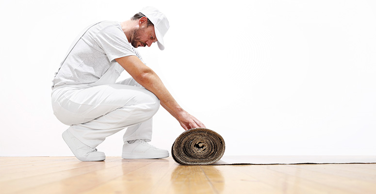 Learn How To Rip Up Carpet Over Hardwood Floors The Carpet Guys