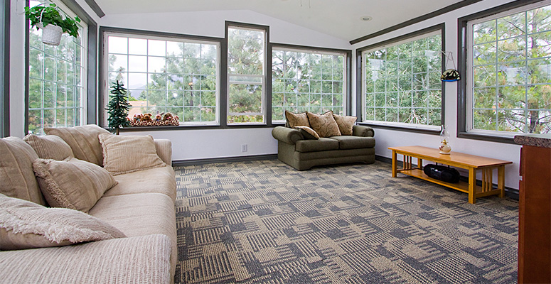 Black Indoor Outdoor Carpet