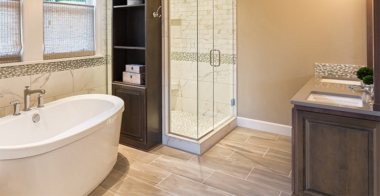 what flooring is best for bathrooms