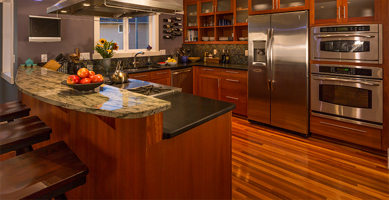 what flooring is best for kitchens