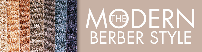 Modern Berber Carpet: The Benefits are