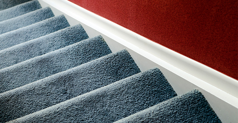 The Best Carpet Type For Stairs And Hallways The Carpet Guys