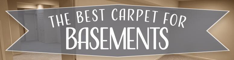 basement carpet installation & Carpet for Basements: What Type Should I Choose? - The Carpet Guys
