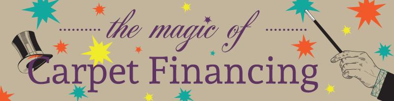 carpet financing for bad credit