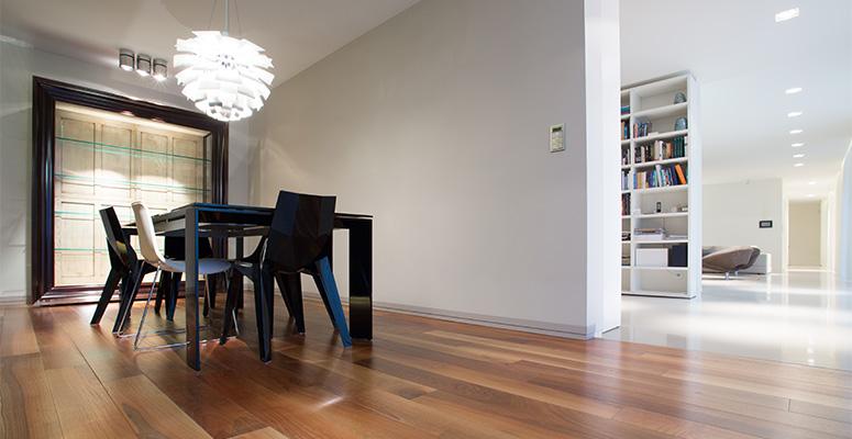 neutral hardwood trend