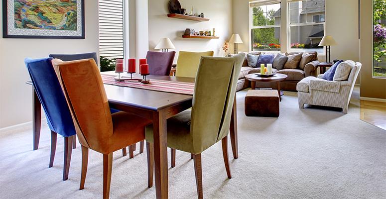 new carpet resale value