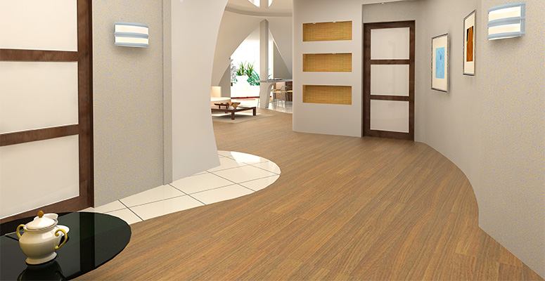 bamboo flooring reviews - Bamboo Laminate Flooring