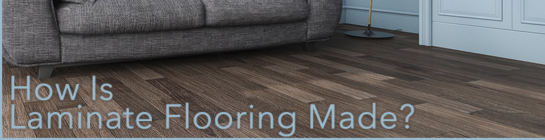 How Is Laminate Flooring Made how is laminate flooring constructed? - the carpet guys