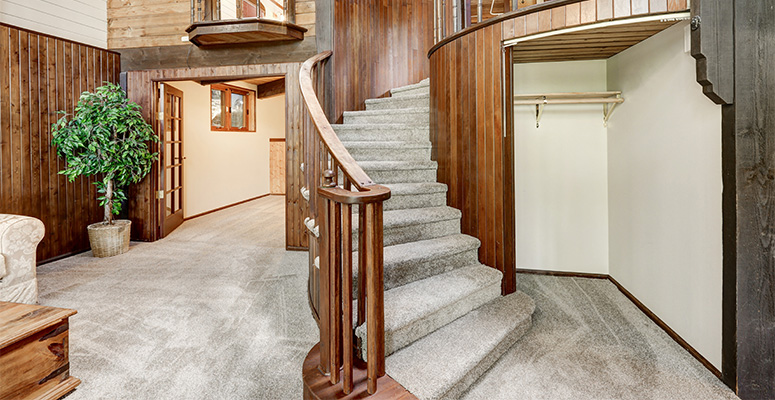 carpet options for stairs