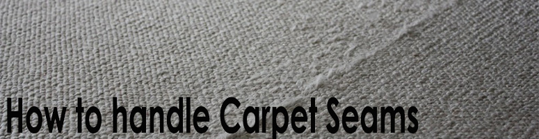 carpet seams in doorways
