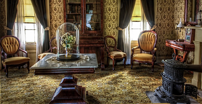 Marvelous Victorian Period Interior Design