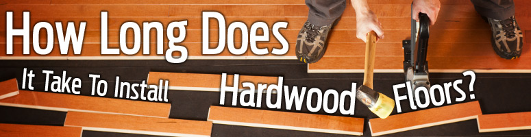Install Hardwood Floors Quicker Than Ever The Carpet Guys