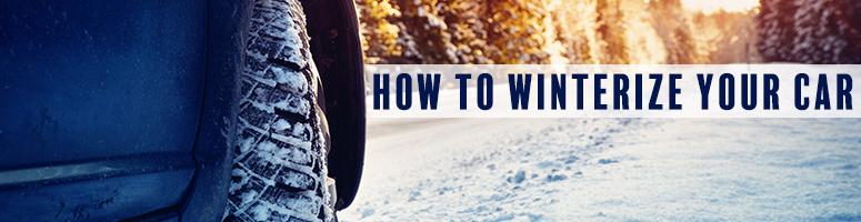how do i prepare my car for winter