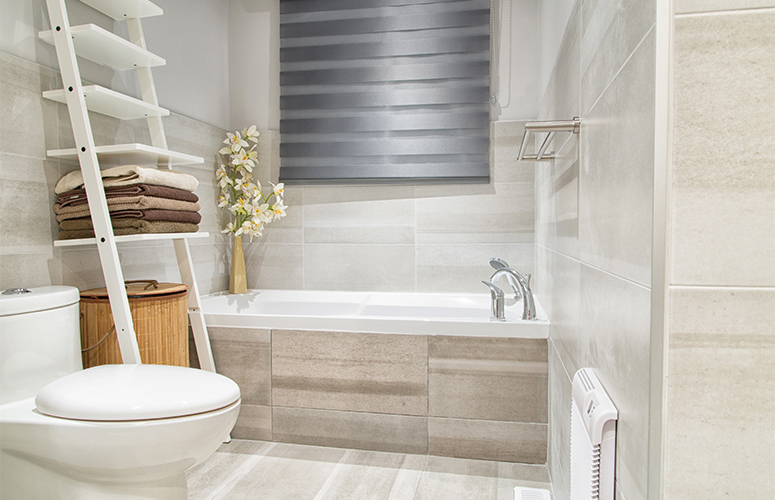 how to remodel a bathroom cheap