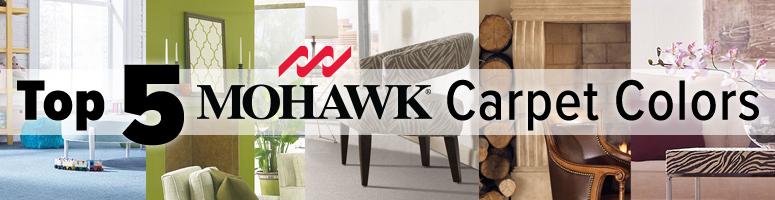 mohawk carpet selections