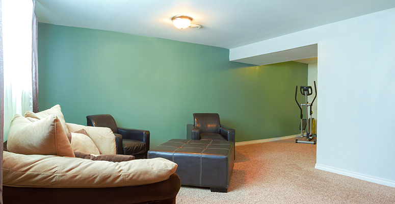 Should I Install New Carpet In My Basement The Carpet Guys