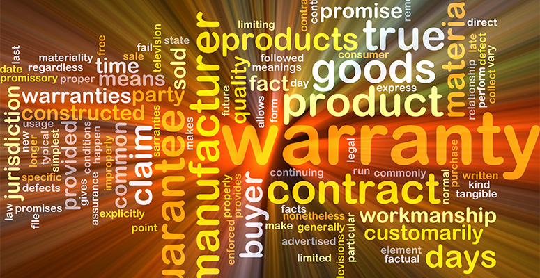 what do carpet warranties cover