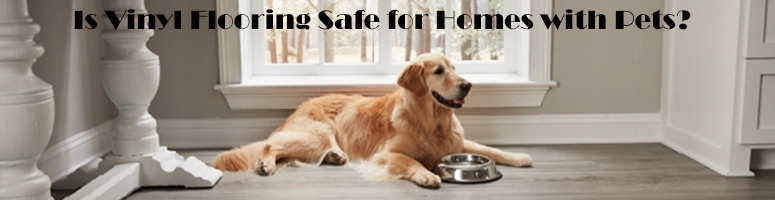 vinyl flooring and pets