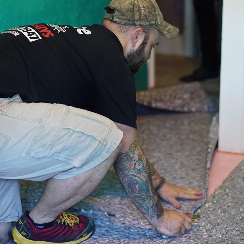 carpet padding near me