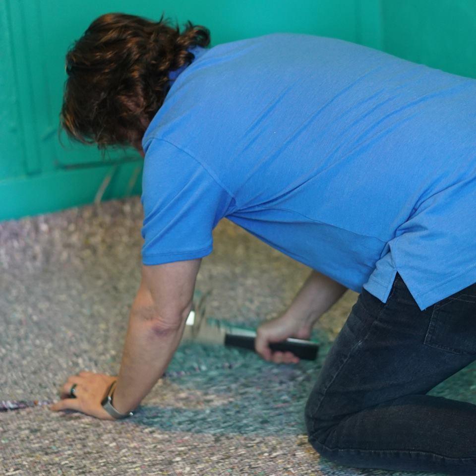 carpet padding menards