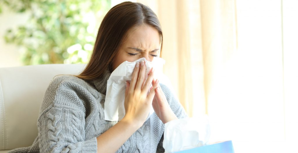how often should you replace carpet in your home for allergies