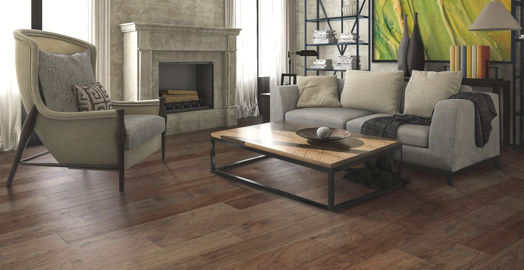 revwood living room install
