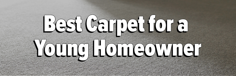 carpet for young homeowner banner