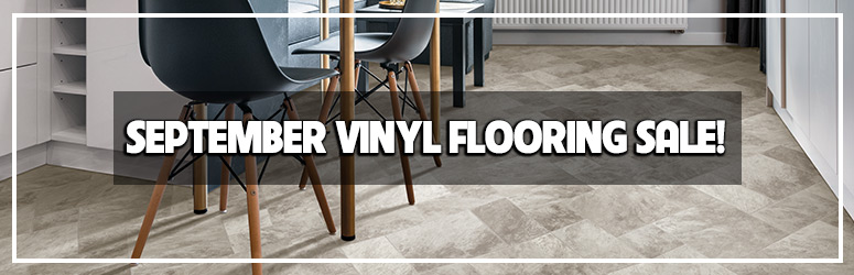 Vinyl Flooring Sale