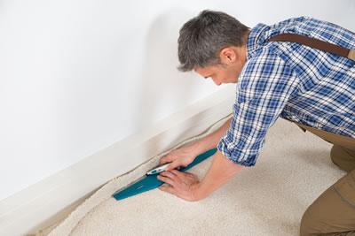 Basement Flooring Installer