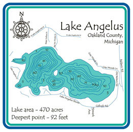 lake angelus carpet