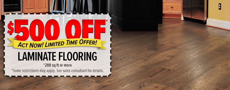 Laminate Floor Installation And Sales From The Carpet Guys