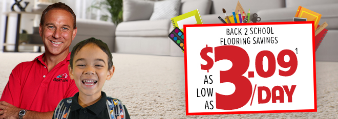 Carpet Sale!