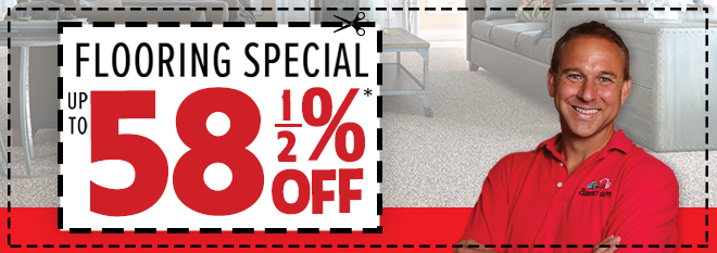 Carpet Deal Save $250.00
