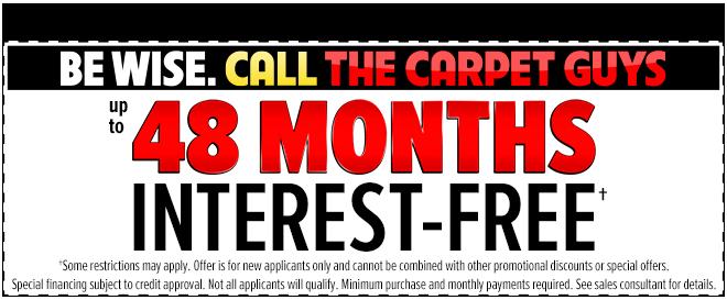 4 Years Interest Free